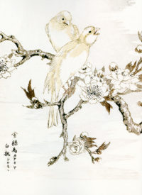 Japanese Woodblock Bird Prints