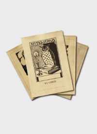Timber Bookplates