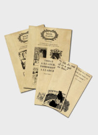 Timber Bookmarks and Bookplates