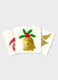 Cambodian Handcrafted Christmas Cards
