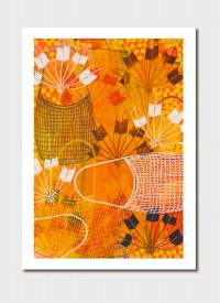Orange Work – Returning Home By Lisa Michl Ko-manggén