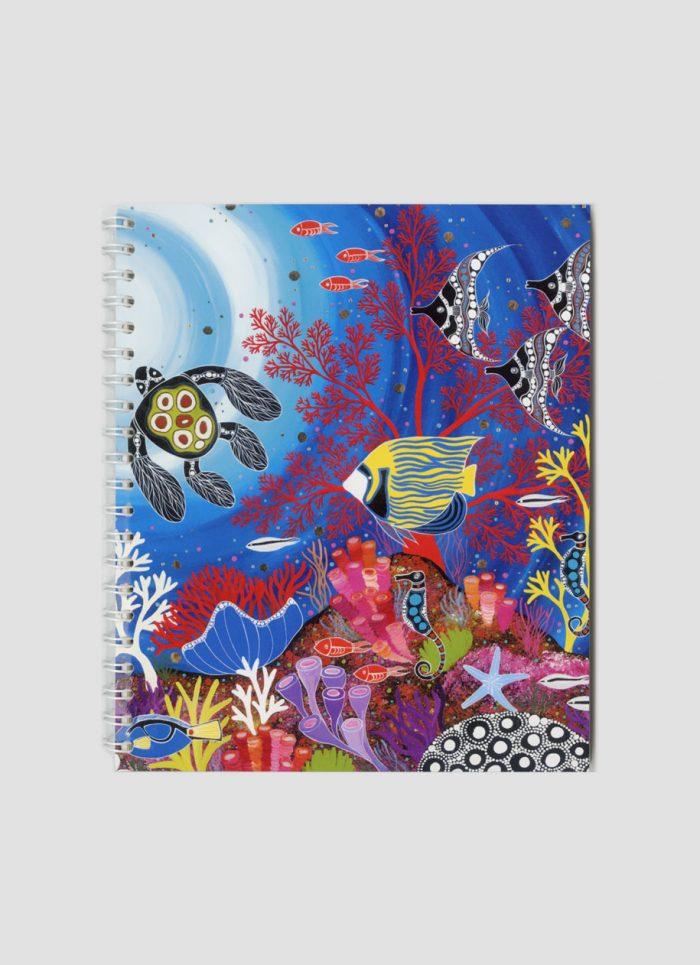 Reef Paradise By Melanie Hava