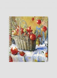 Pomegranates in a Basket By Margaret Olley