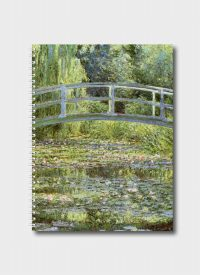 Waterlily Pond, Green Harmony By Monet